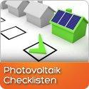 Photovoltaik Checkliste