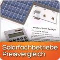 Solarfachbetriebe Preisvergleich
