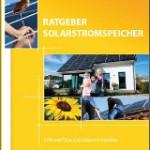 Broschüre zu Solarstromspeichern veröffentlicht