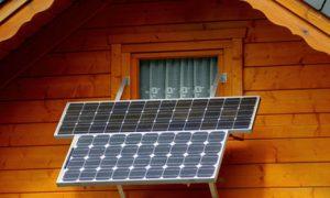 Mini-Solaranlagen