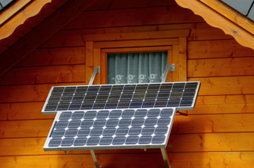 Mini-Solaranlage © Otmar Smit, fotolia.com
