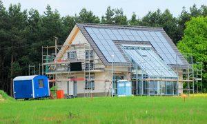 Beim Neubau Photovoltaikanlage direkt mitplanen