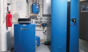 Kombination Ölheizung mit Solarthermie