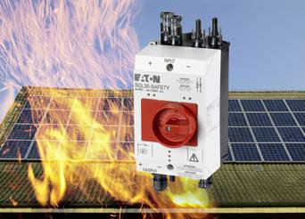 Feuerwehrschalter Solaranlage