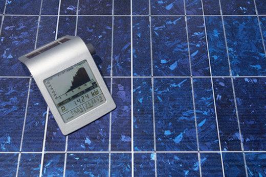 Photovoltaik Leistung Messung © Ingo Bartussek, fotolia.com