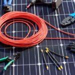 Photovoltaikanlage Verkabelung