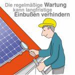 Photovoltaik Wartung Kosten
