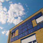 Photovoltaik an der Fassade