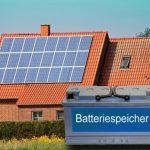 Solarstromspeicher steigern den Eigenverbrauch