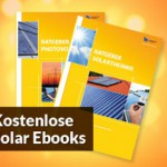 Ebooks zu Photovoltaik und Solarthermie in der Version 2013