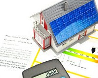 Solarhaus berechnen