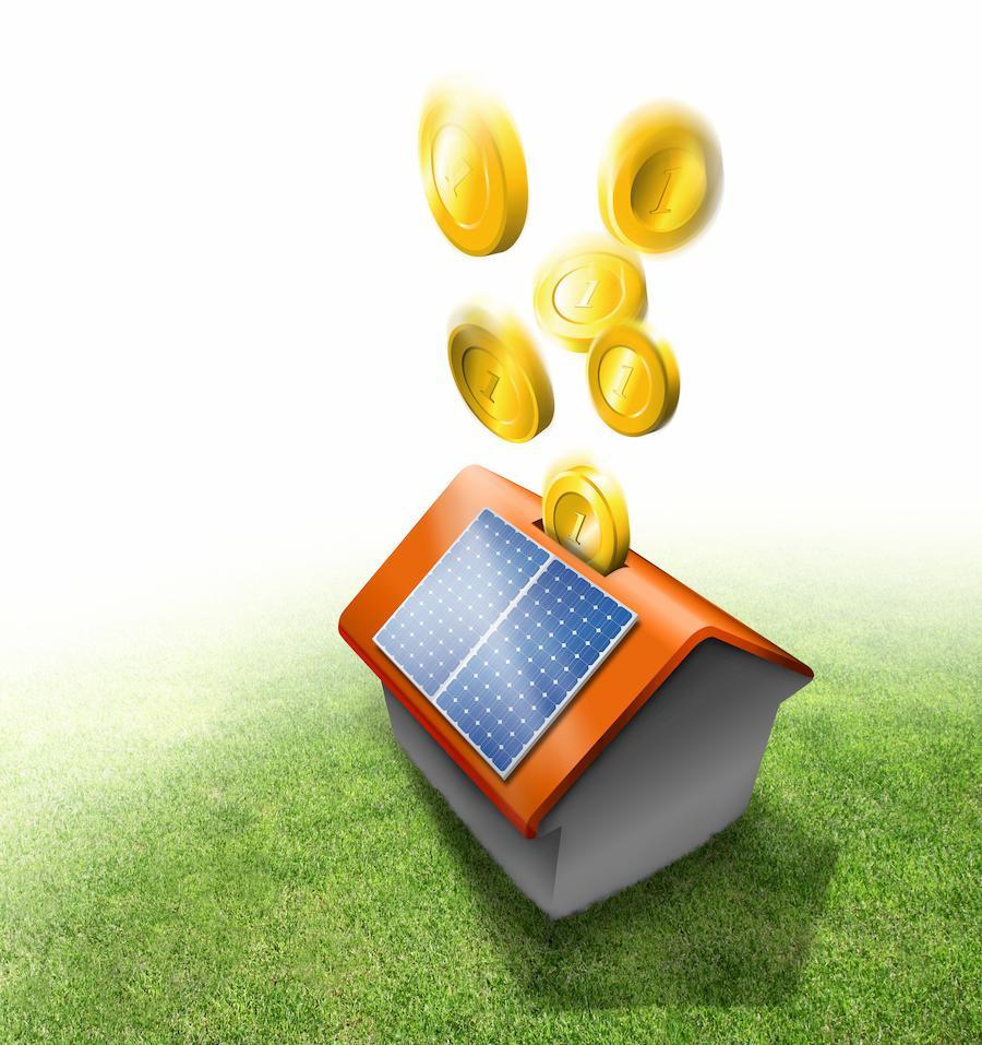Rendite einer Solaranlage © guukaa, stock.adobe.com