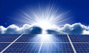 Funktionsweise der Photovoltaik-Anlage