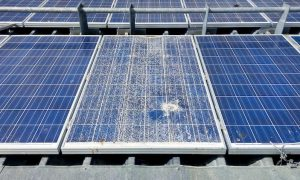 Recycling von Photovoltaik- und Solarthermiemodulen