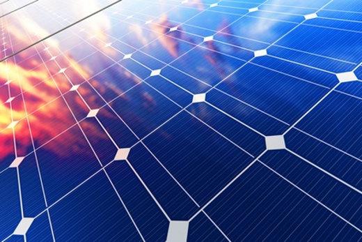 Solarmodule © scanrail, fotolia.com