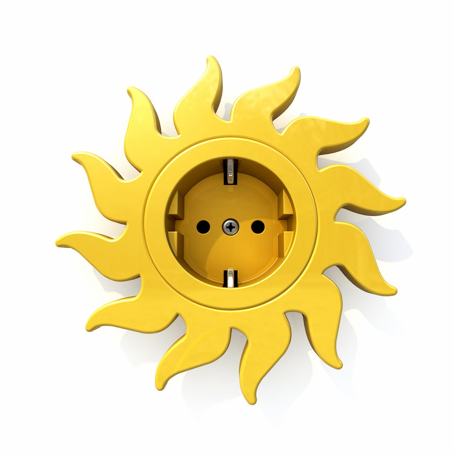 Solarstromerzeugung © Montebelli, stock.adobe.com