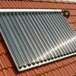 Solarthermie Hausdach