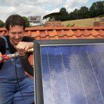 Wie Sie Ihre Solarheizung auf den Winter vorbereiten