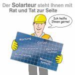 Checkliste Photovoltaik Installation
