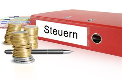 Steuern © K. U. Häßler, fotolia.com