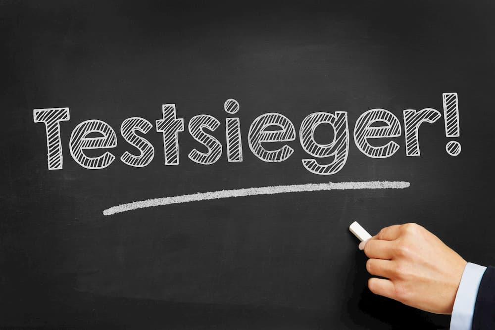 Testsieger © Robert Kneschke, stock.adobe.com