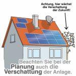 Checkliste Photovoltaik Planung